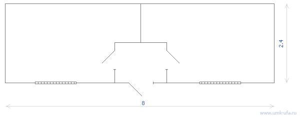 стандартная схема модуля